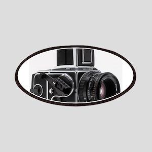 Vintage camera, hasselblad, n Patch