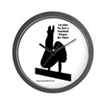 Gymnastics Clock - Ftbl