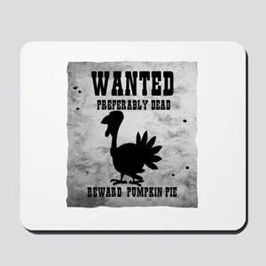 WANTED Mousepad