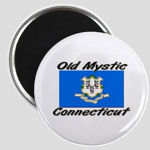 Old Mystic Connecticut Magnet