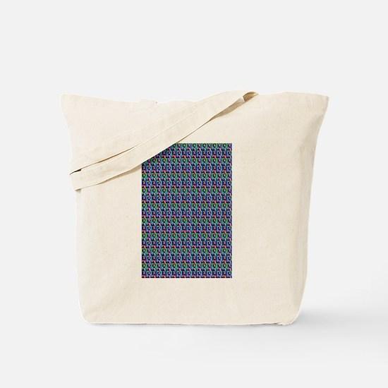 Unique Manson Tote Bag