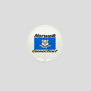 Norwalk Connecticut Mini Button