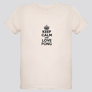 Keep Calm and Love FONG T-Shirt