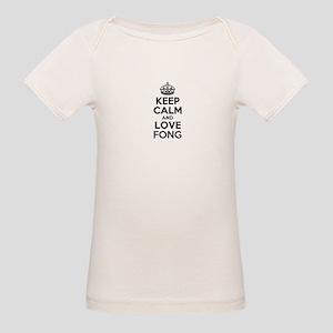 Keep Calm and Love FONG T-Shirt