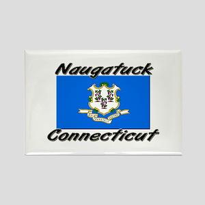 Naugatuck Connecticut Rectangle Magnet