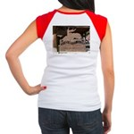 Mangy Moose Women's Cap Sleeve T-Shirt