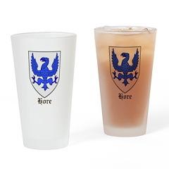 Hore Drinking Glass