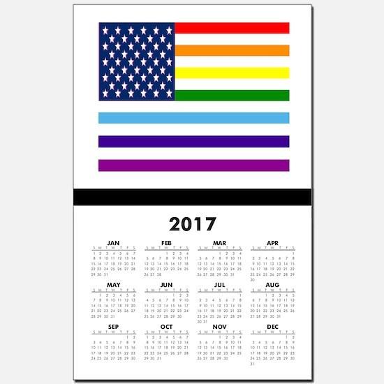 EQUALITY Calendar Print
