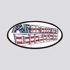 American Digger Patch