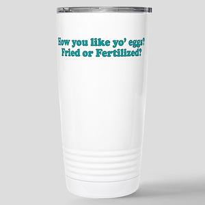 How you like yo eggs? Mugs
