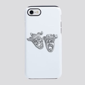 Comedy and Tragedy Theater iPhone 8/7 Tough Case