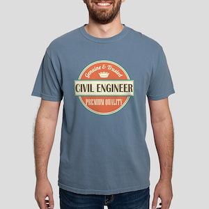 civil engineer vintage logo T-Shirt