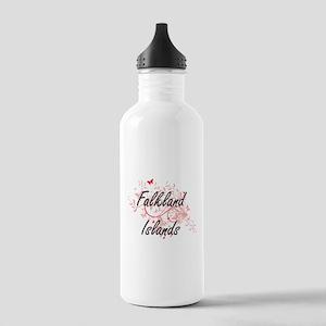 Falkland Islands Artis Stainless Water Bottle 1.0L