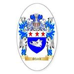 Shand Sticker (Oval 10 pk)