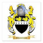 Shambrook Square Car Magnet 3
