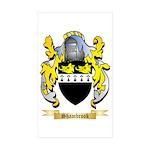 Shambrook Sticker (Rectangle 50 pk)