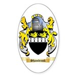 Shambrook Sticker (Oval 50 pk)