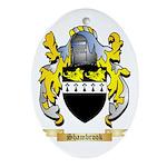 Shambrook Oval Ornament