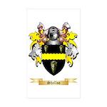 Shalloo Sticker (Rectangle 50 pk)