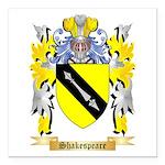 Shakespeare Square Car Magnet 3