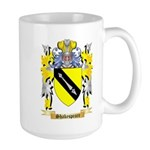 Shakespeare Large Mug