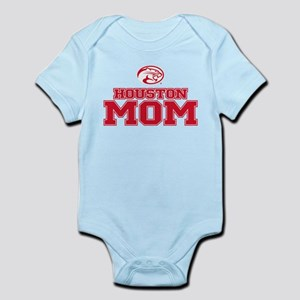 Houston Cougars Mom Body Suit