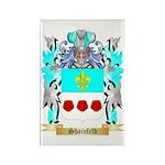 Shainfeld Rectangle Magnet (100 pack)