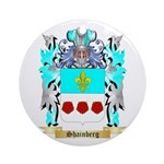 Shainberg Round Ornament