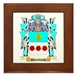 Shainbaum Framed Tile