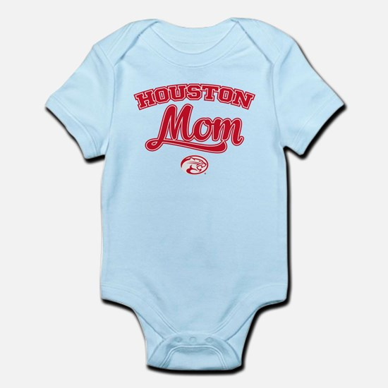 Houston Cougars Mom Body Suit