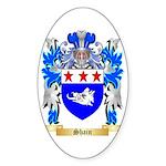 Shain Sticker (Oval 50 pk)