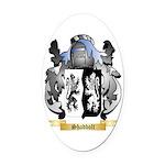 Shadbolt Oval Car Magnet