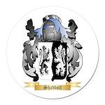 Shadbolt Round Car Magnet