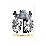 Shadbolt Sticker (Rectangle 50 pk)