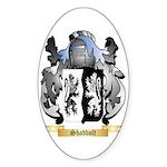 Shadbolt Sticker (Oval)