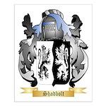 Shadbolt Small Poster