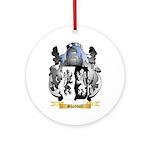 Shadbolt Round Ornament