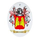 Seymour Oval Ornament