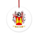 Seymour Round Ornament