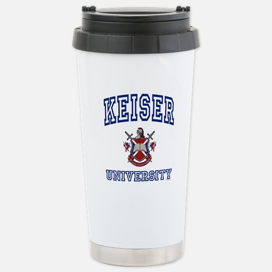 KEISER University Mugs