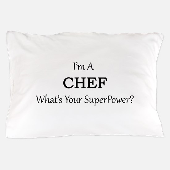 Chef Pillow Case