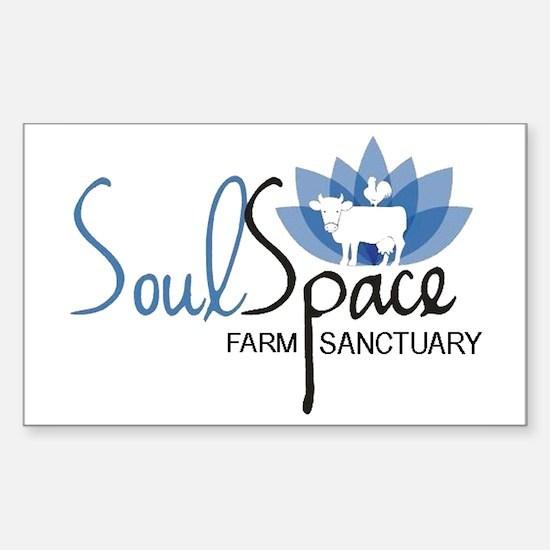 SoulSpace Farm Sanctuary Decal