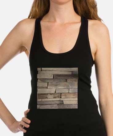 contemporary old brick wall Tank Top