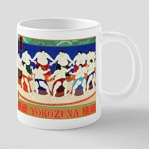 Yokozuna Mugs