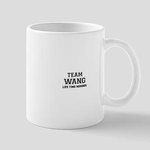 Team WANG, life time member Mugs