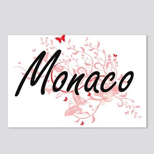 Monaco Artistic Design wi Postcards (Package of 8)
