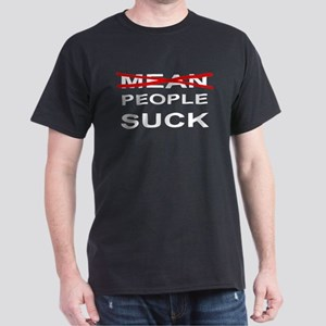 People Suck Dark T-Shirt