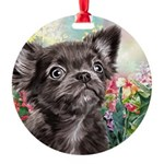 Chihuahua Painting Ornament