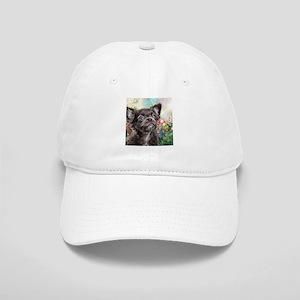 Chihuahua Painting Baseball Cap