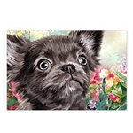 Chihuahua Painting Postcards (Package of 8)